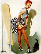 Pin-Up Art Gallery 095