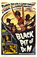 THE-BLACK-PIT-OF-DR-M-movie-poster
