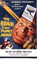 THE-BRAIN-FROM-PLANET-AROUS-movie-poster