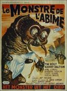 THE-MONSTER-THAT-CHALLENGED-THE-WORLD-BELGIAN-movie-poster