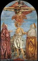 The_Holy_Trinity_St_Jerome_and_Two_Saints_WGA