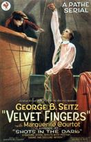 Velvet Fingers 1920 movie poster