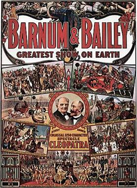 Barnum-and-Bailey-Egypt-Cleopatra-and-Antony