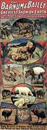 Vintage-Circus-Posters-Barnum-and-Bailey-Menagerie-Lions-Tigers