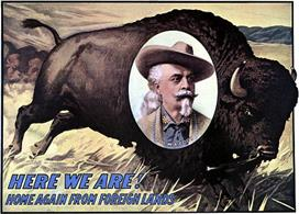Vintage-Circus-Posters-Buffalo-Bill-Home-Again-From-Foreign-Lands