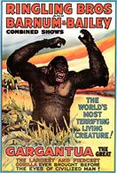 Vintage-Circus-Posters-Gargantua-The-Great