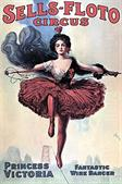 Vintage-Circus-Posters-Princess-Victoria-Fantastic-High-Wire-Dancer