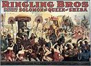 Vintage-Circus-Posters-Ringling-Bros---Solomon-and-the-Queen-of-Sheba