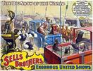 Vintage-Circus-Posters-Sells-Brothers-enormous-united-shows