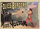 Vintage-Circus-Posters-Shot-At-By-A-Canon---Folies-Bergere---Miss-Holtom
