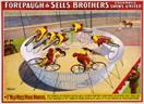 Vintage-Circus-Posters-The-7-wild-wheel-whirl-wonders-poster-for-Forepaugh-and-Sells-Brothers-1902