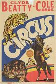 Vintage-Circus-Posters-clyde-beatty-2