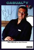 WILL MELLOR Autograph