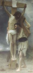William-Adolphe Bouguereau Compassion