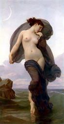 William-Adolphe Bouguereau Evening Mood