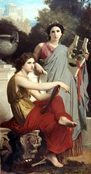 William-Adolphe Bouguereau Lart et la litterature
