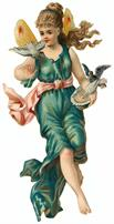 angels fairies cherubs elves 0491