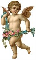 angels fairies cherubs elves 0498