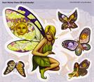 angels fairies cherubs elves 0562