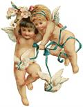 angels fairies cherubs elves 0567