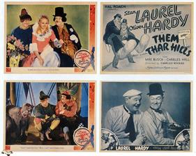 babes in toyland and them thar hills 1934 movie poster