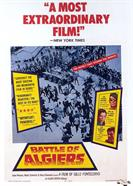battle of algiers 1966 movie poster