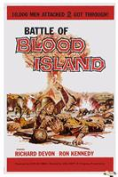 battle of blood island 1960 movie poster