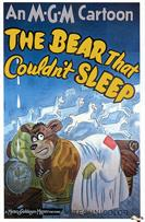 bear that couldnt sleep 1939 movie poster