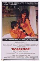 bedazzled 1967 movie poster
