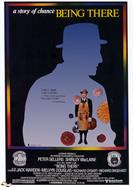 being there 1979 movie poster