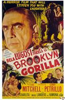 bela lugosi meets a brooklyn gorilla 1951 movie poster