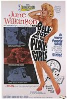 bellboy and the playgirls 1962 movie poster