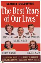best years of our lives 1946 movie poster