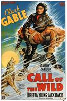 call of the wild 1936 movie poster