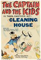 captain and the kids cleaning house 1938