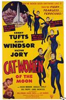 cat women of the moon 1953 movie poster