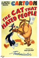 cat that hated people 1948 movie poster