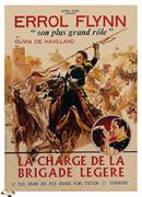 charge of the light brigade 1936 french movie poster