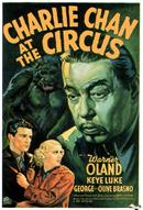charlie chan at the circus 1936 movie poster
