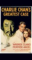 charlie chans greatest case 1933 movie poster