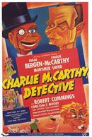 charlie mc carthy detective 1939 movie poster