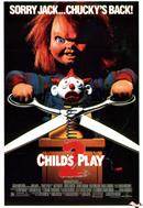 childs play 2 1990 movie poster