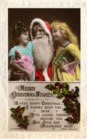 christmas pictures of santa clause 0587