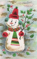 christmas pictures of snowman 0004