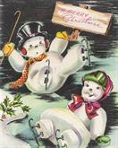 christmas pictures of snowman 0063