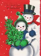 christmas pictures of snowman 0077