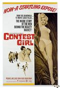 contest girl 1966 movie poster