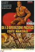 court martial of billy mitchell 1955 italia movie poster
