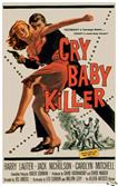 cry-baby-killer-1958-movie-poster