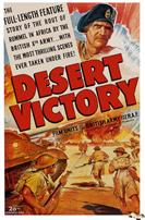 desert victory 1943 movie poster